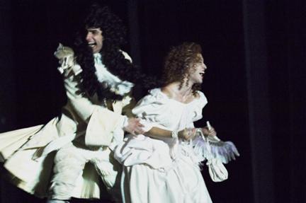 Scchauspielhaus Zuerich Premiere: 17.09.05